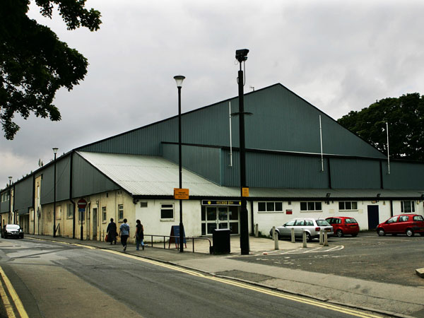 Plans Unveiled For Development On Former Ice Rink Site In Durham