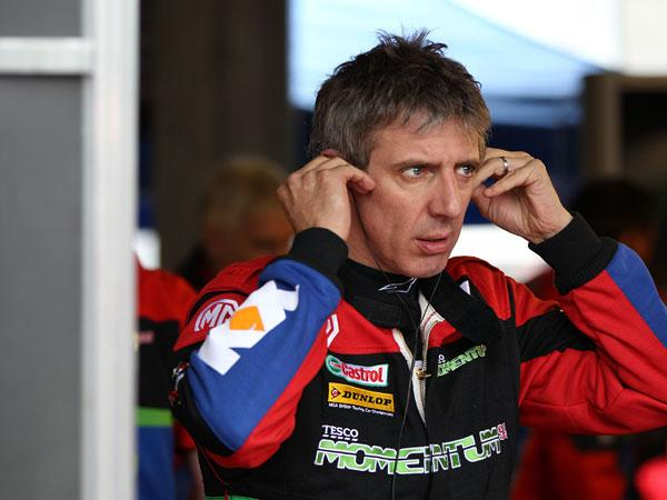 The Northern Echo: MG: Jason Plato