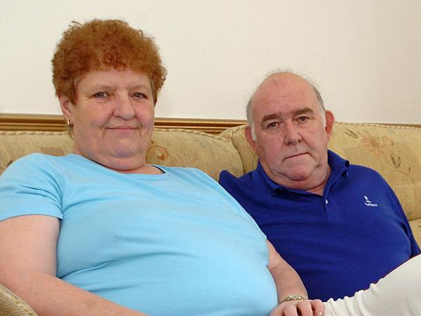 FOUND DEAD: Patricia and Bob Seddon, of Clough Avenue, Sale