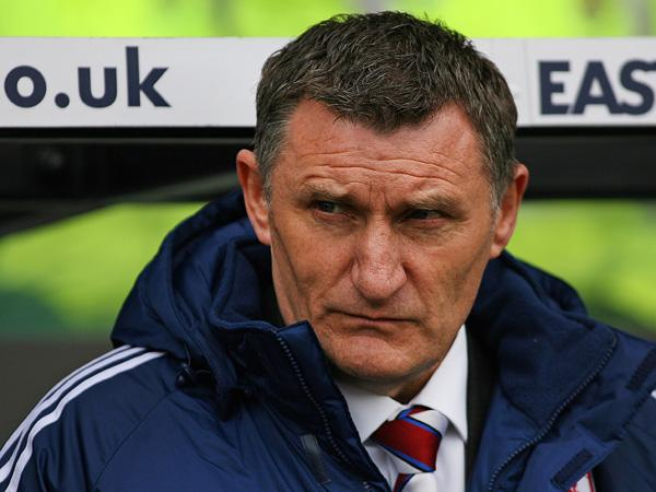 The Northern Echo: Middlesbrough manager Tony Mowbray