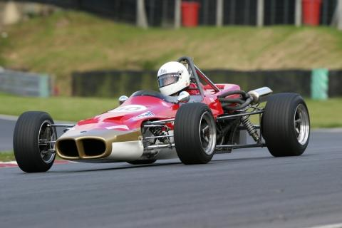 Movie star cars to parade before motorsport fans at Croft