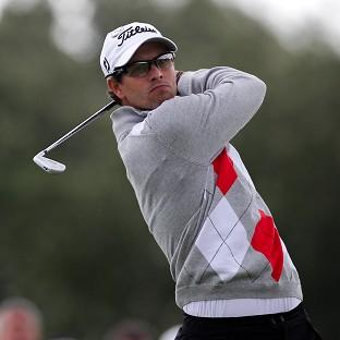 The Northern Echo: Adam Scott has matched the lowest round ever at Royal Lytham