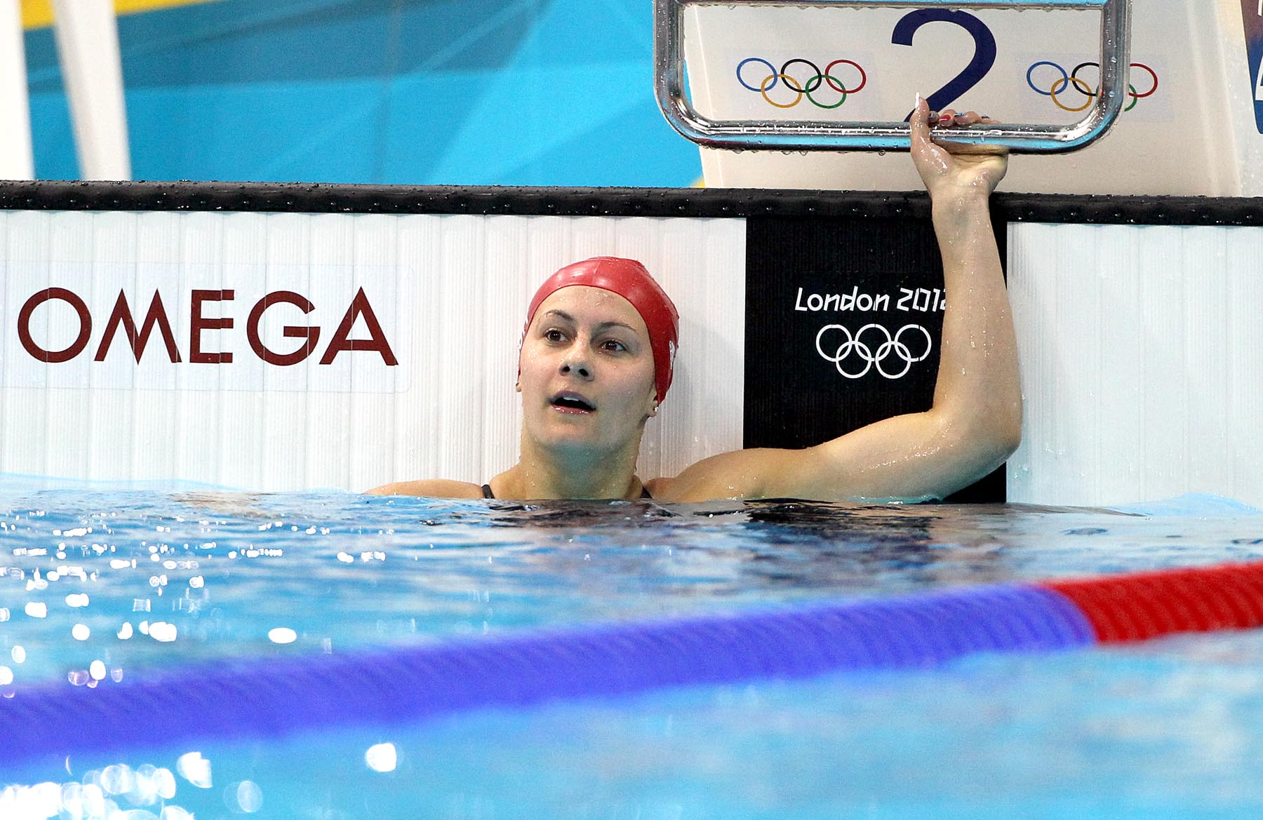 MEDAL TARGET: Aimee Willmott is hoping to compete for a podium place at this summer's Commonwealth Games