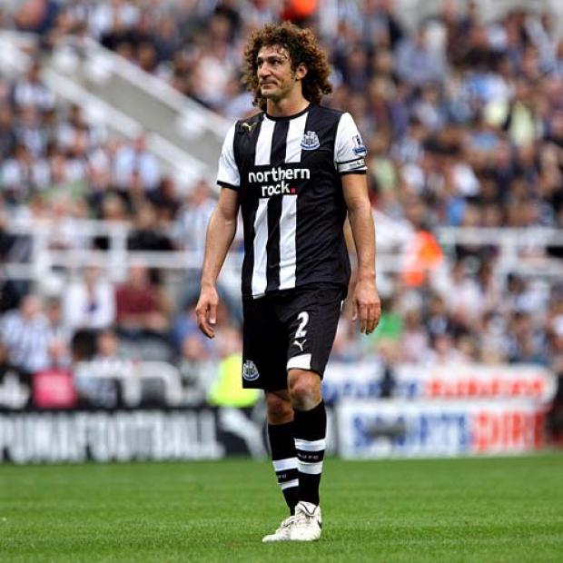 Coloccini asks to leave Newcastle