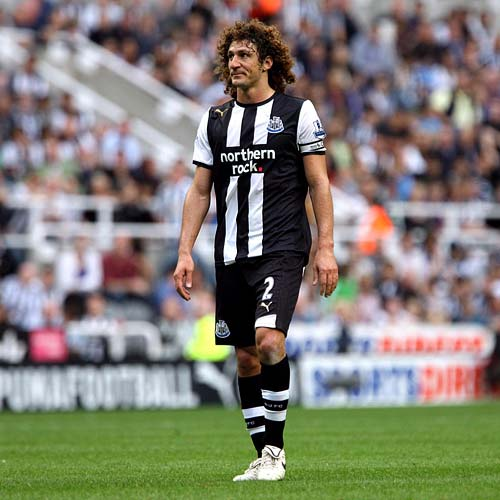 Pardew confident about Coloccini's commitment as captain remains with Magpies