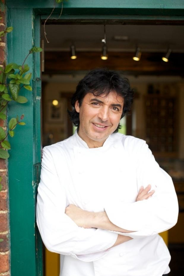 ON A MISSION: Celebrity chef Jean-Christophe Novelli, who will headline this year's Durham City Food Festival
