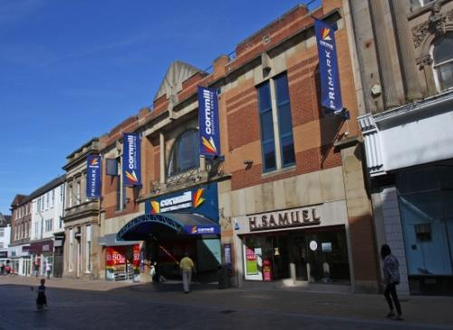 EASTER TREAT: The Cornmill Centre, in Darlington