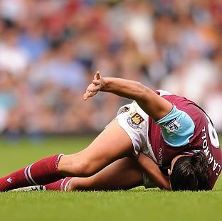 The Northern Echo: Andy Carroll misses England's next qualifiers through injury