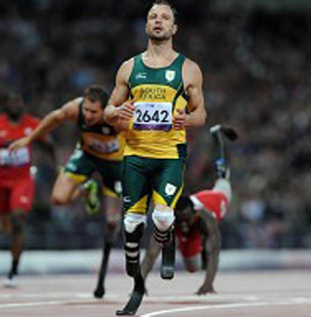 The Northern Echo: Oscar Pistorious