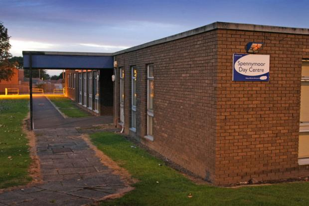 UNCERTAIN FUTURE: Spennymoor Day Centre