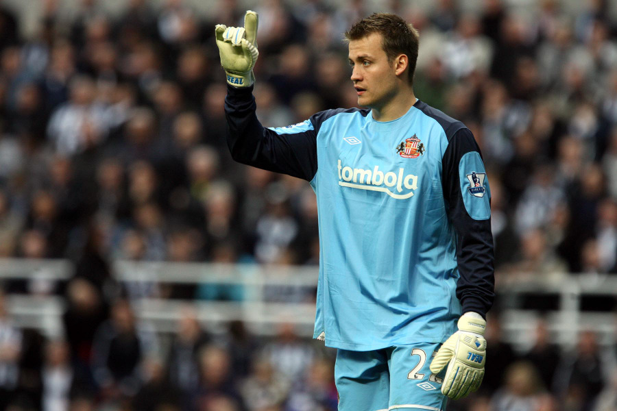 CONTRACT TALKS: Simon Mignolet