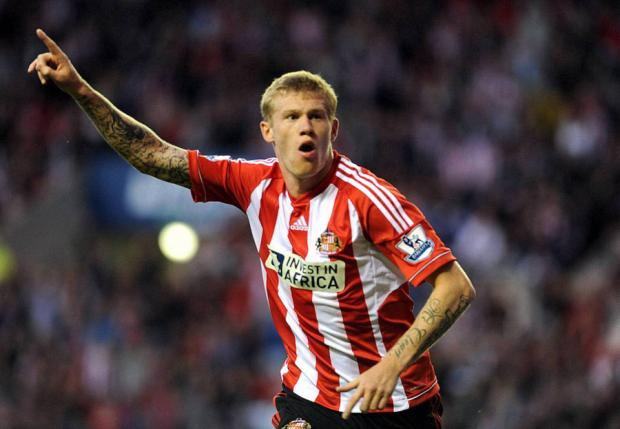 LOOKING TO FUTURE: James McClean