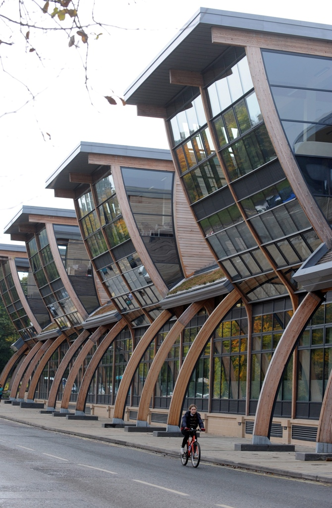 Durham University Unveils New 50m Hq The Northern Echo