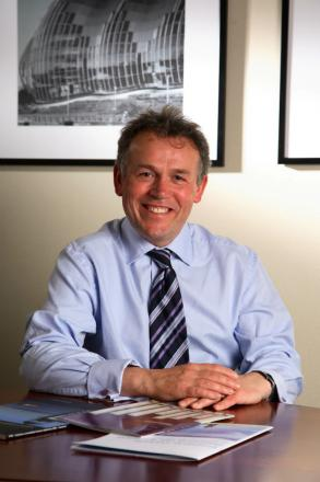 Paul Woolston, chairman of the North-East Local Enterprise Partnership