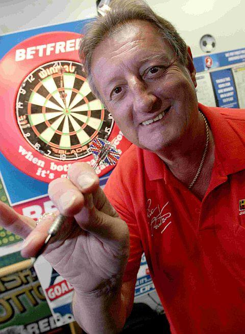 crafty cockney - the official biography of Eric Bristow
