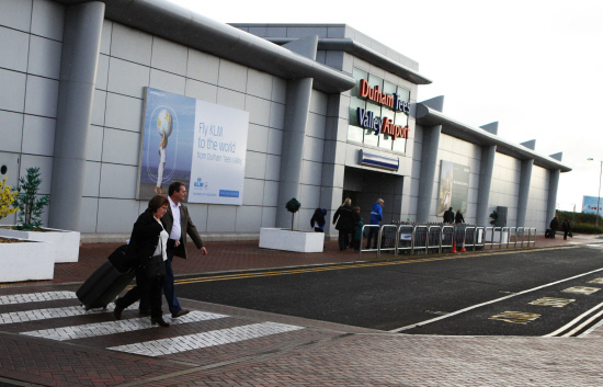 Durham Tees Valley Airport will bid again for government support