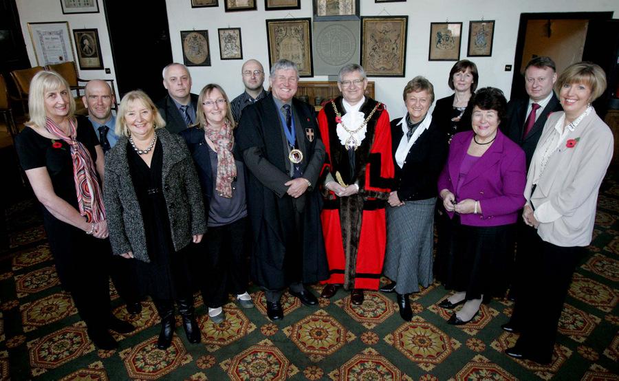 City Freemen Set Modern Membership Record The Northern Echo