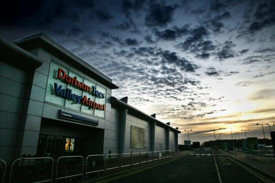 Durham Tees Valley Airport confirms end of