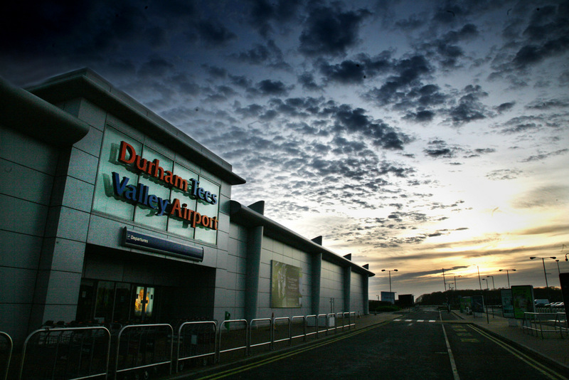 'BEING IGNORED': Durham Tees Valey Airport