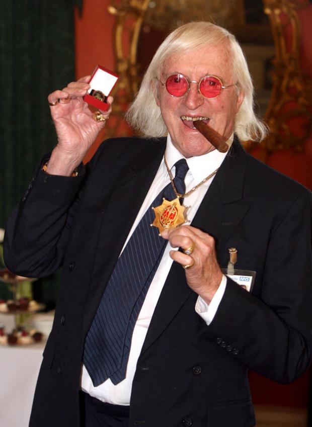 SEXUAL ABUSE: Jimmy Savile
