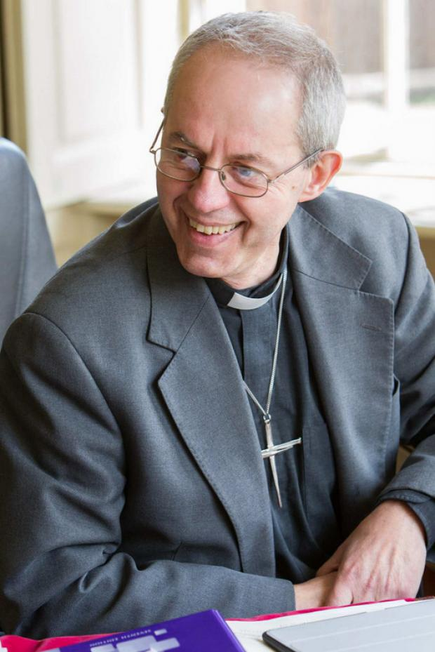 The Northern Echo: Justin Welby