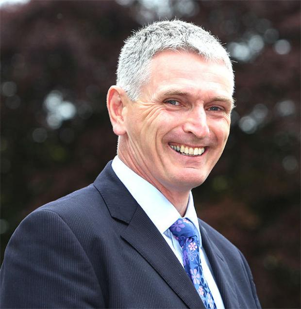 John Moreland, head teacher of Polam School in Darlington