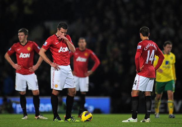 Manchester United vs Queens Park Rangers