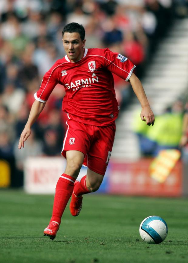 LOCAL HERO: Stewart Downing