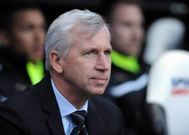 Newcastle boss Ala