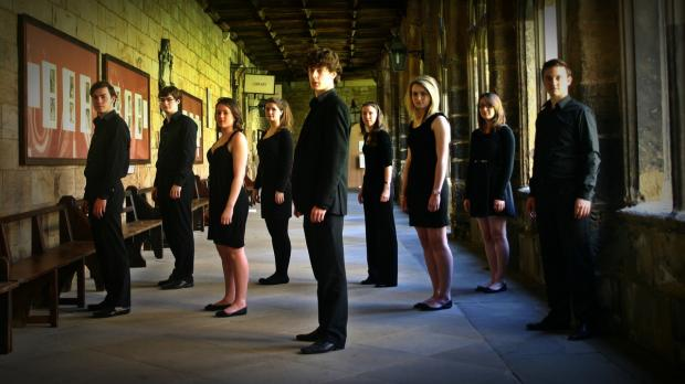 The Renaissance chamber choir