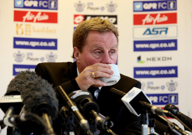 BIG TEST: Redknapp starts at Sunderland tonight