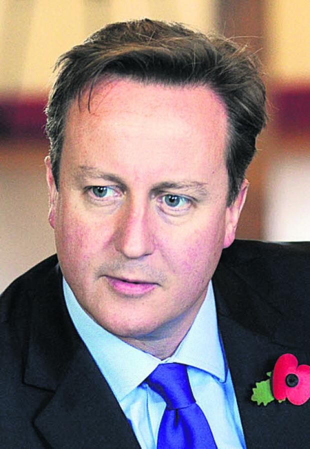 "Cameron: ""dangerous and potentially very bad situation"""
