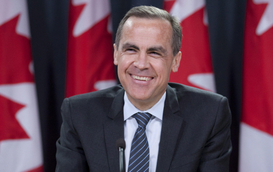 Chancellor George Osborne announced on Monday that Canadian central bank chief Mark Carney is to lead Bank of England next year.