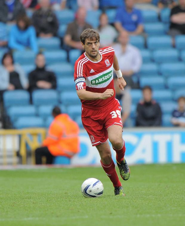 The Northern Echo: INJURED: Jonathan Woodgate