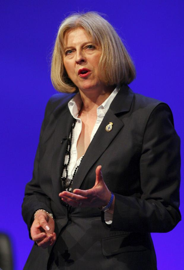 The Home Secretary