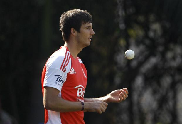 The Northern Echo: READY TO RETURN: Steven Finn
