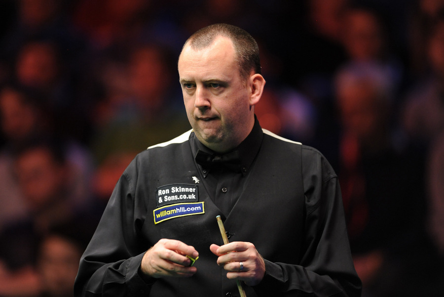 """SHOCKING"": Mark Williams"