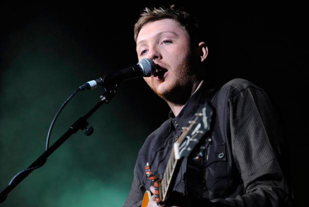 James Arthur has won the X Factor 2012