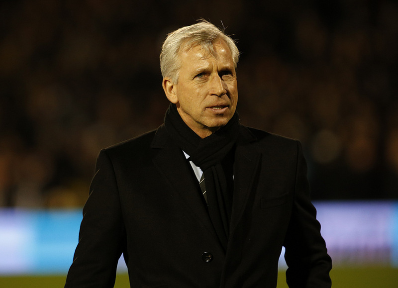 FESTIVE SPIRIT? Newcastle boss Alan Pardew is facing a tricky period ahead
