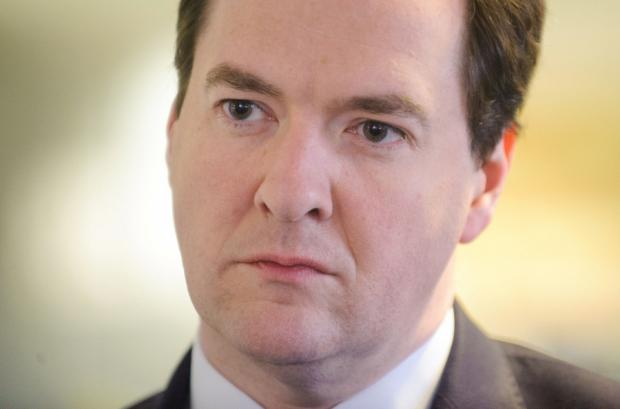 The Northern Echo: CHANCELLOR: George Osborne