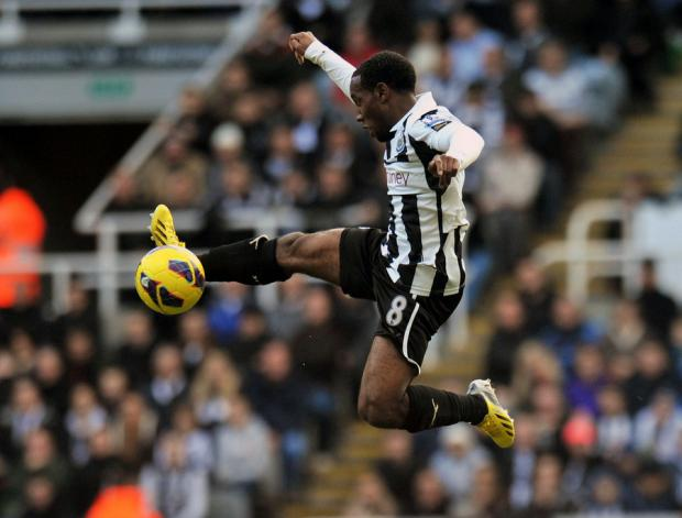 MORE TO COME: Vurnon Anita