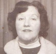 Dorothy (Dot) Williams
