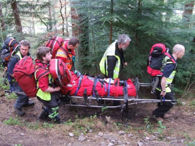 VOLUNTEER PLEA: The Teesdale and Weardale Search and Mountain Rescue Team is looking for new members.