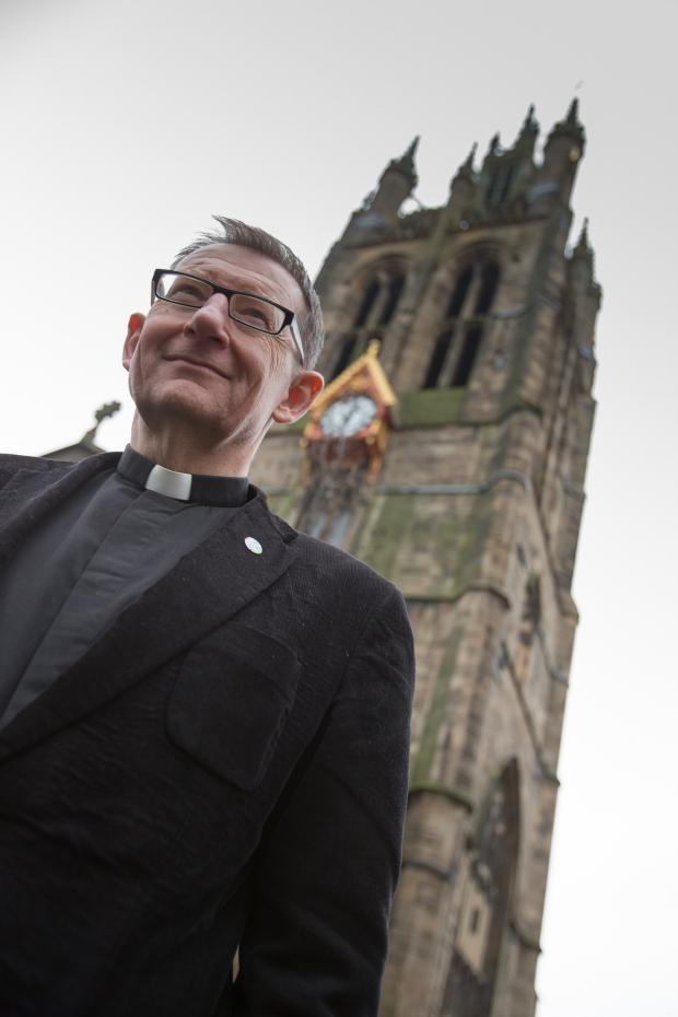 The Northern Echo: Very Rev Chris Dalliston