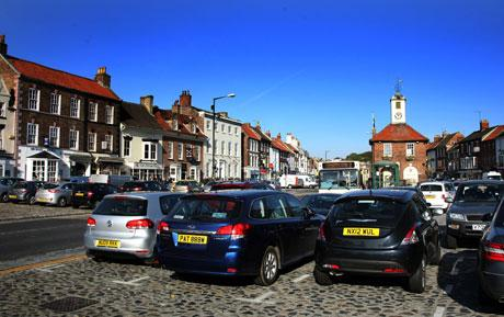 PARKING TALKS: Yarm High Street
