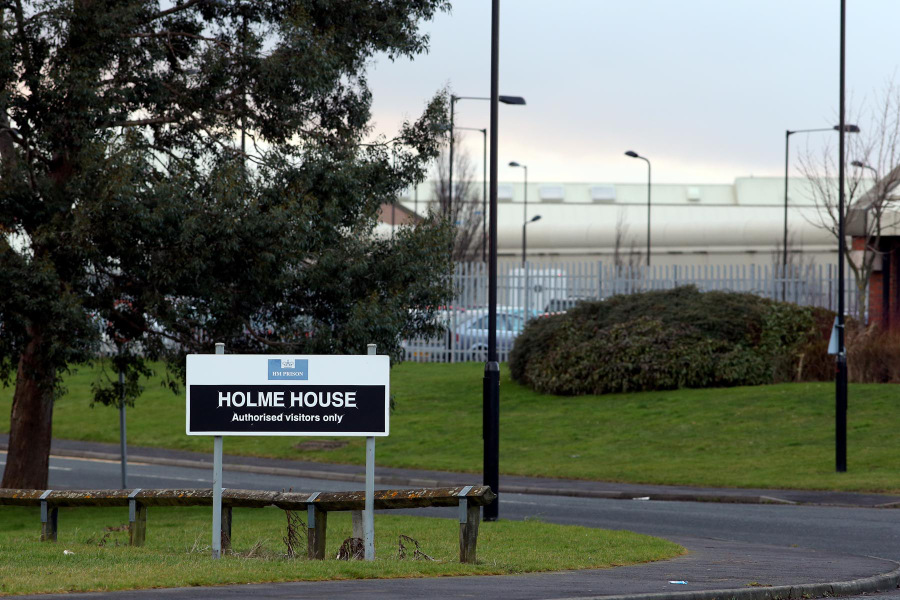 PRISON PROBES: Holme House Prison, the location of a number of alleged incidents leading to disciplinary investigations