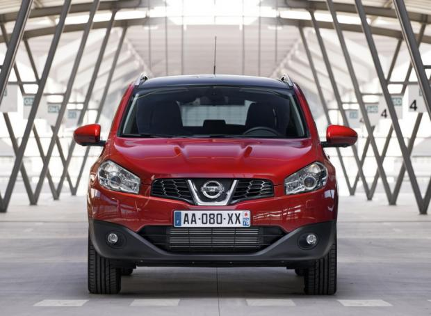 LOCALLY BUILT: The Nissan Qashqui was the sixth most popular vehicle in UK new car sales last year