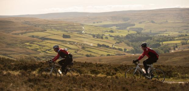 BEAUTIFUL BUT BRUTAL: Last year's 78-mile Etape Pennines was a resounding success – this year's event on Sunday, October 6 is expected to be bigger and better with an increased field of 3,000 taking part