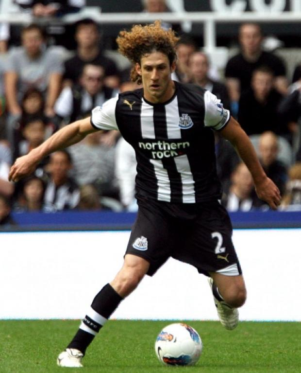 Collocini - wants to leave Newcastle