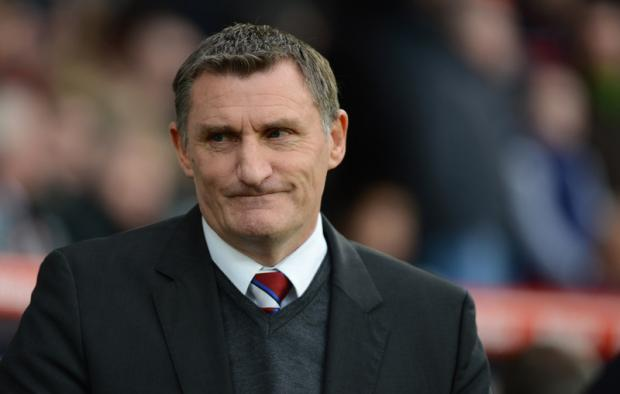NEW YEAR LIFT? Tony Mowbray